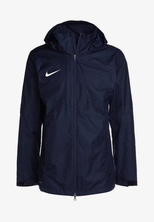 ACADEMY18 - Waterproof jacket - obsidian/obsidian/white