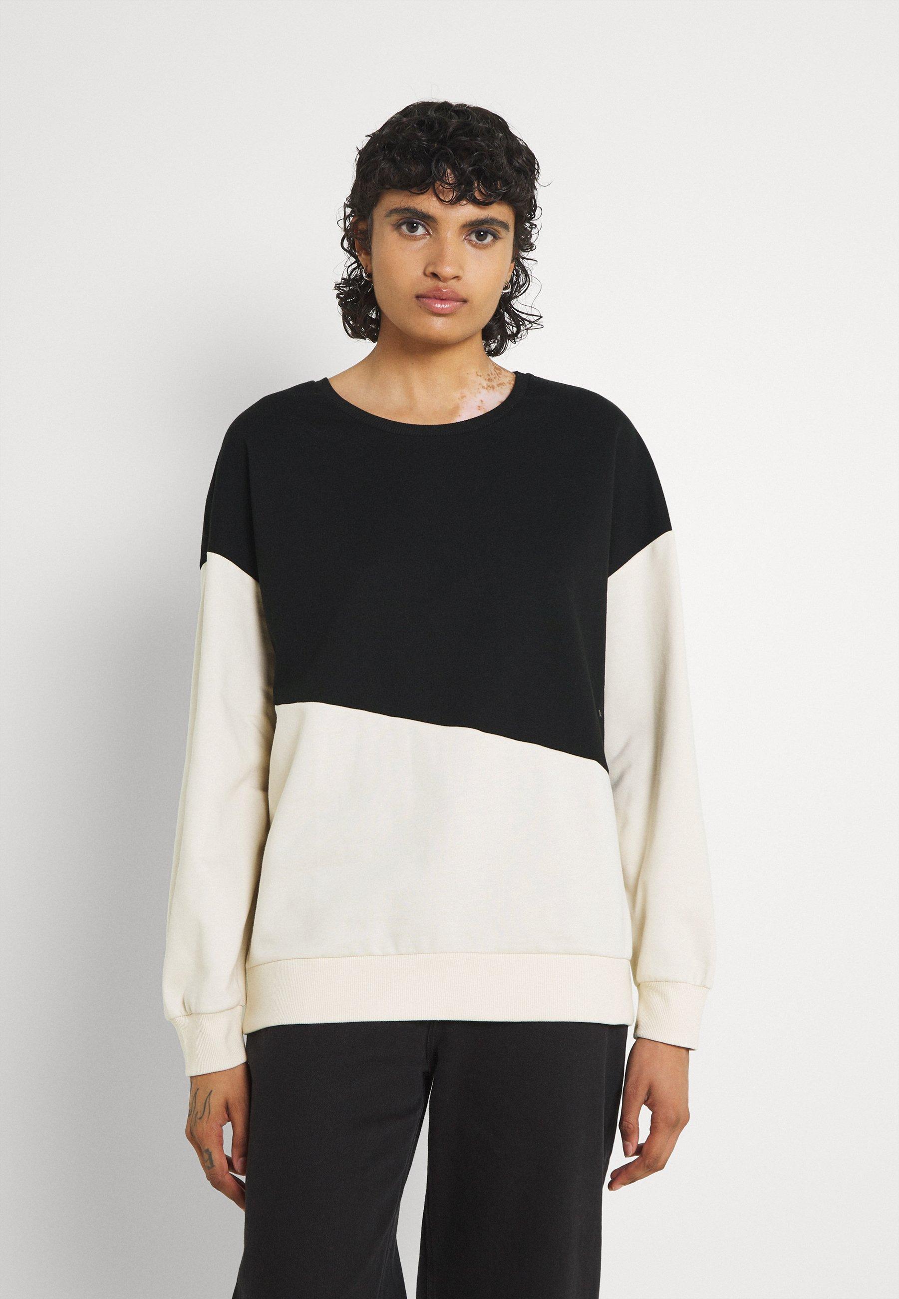 Women ONLDREAMER LIFE COLORBLOCK - Sweatshirt