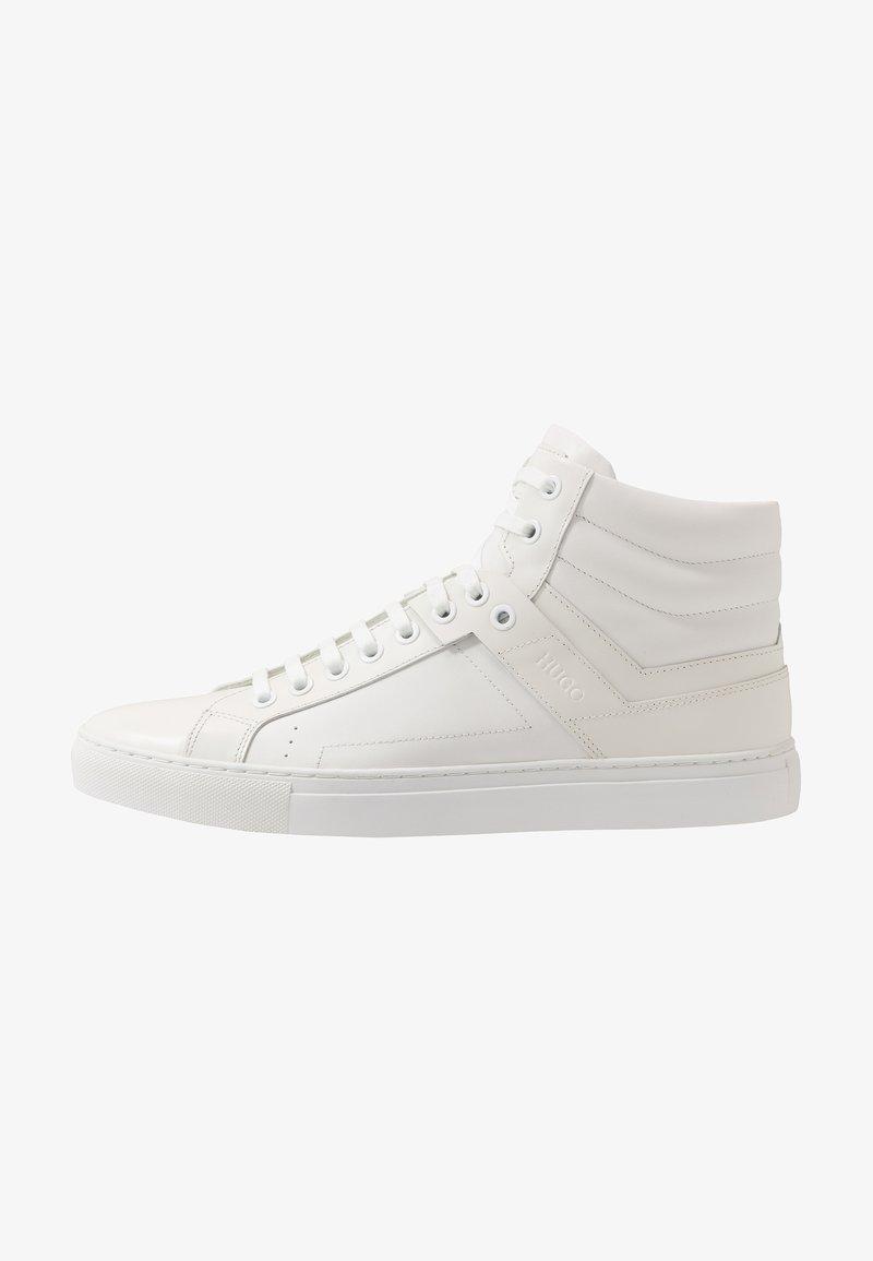 HUGO - FUTURISM - Sneakers hoog - white