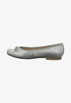 PRAG  - Ballet pumps - silber