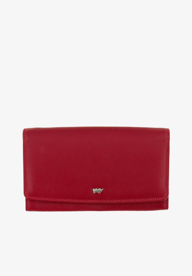 GOLF 2.0 - Wallet - red