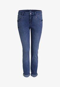Oui - Slim fit jeans - blue denim - 5