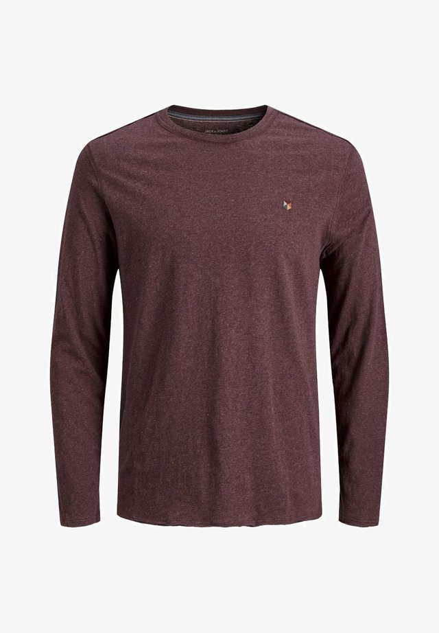 Long sleeved top - port royale