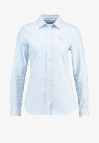 GANT - Button-down blouse - light blue - 4