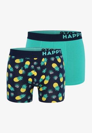 2 PACK - Onderbroeken - pineapple