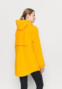Didriksons - EDITH - Waterproof jacket - saffron yellow - 2