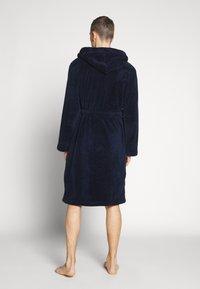 Pier One - Dressing gown - dark blue - 2