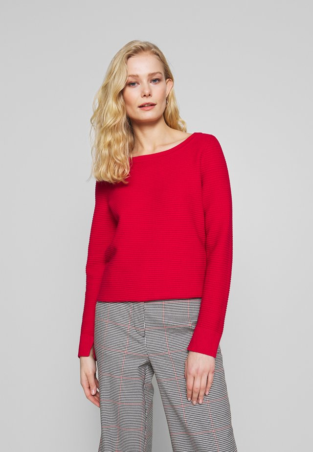 OTTOMAN - Sweter - red