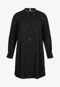 ZAY - Sukienka letnia - black - 1