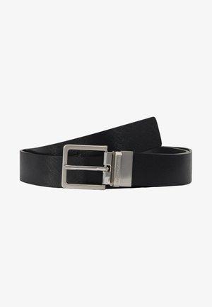 GIFT BOX BELT - Belt - nero
