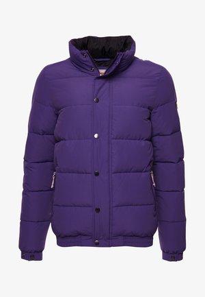 Winter jacket - prism violet