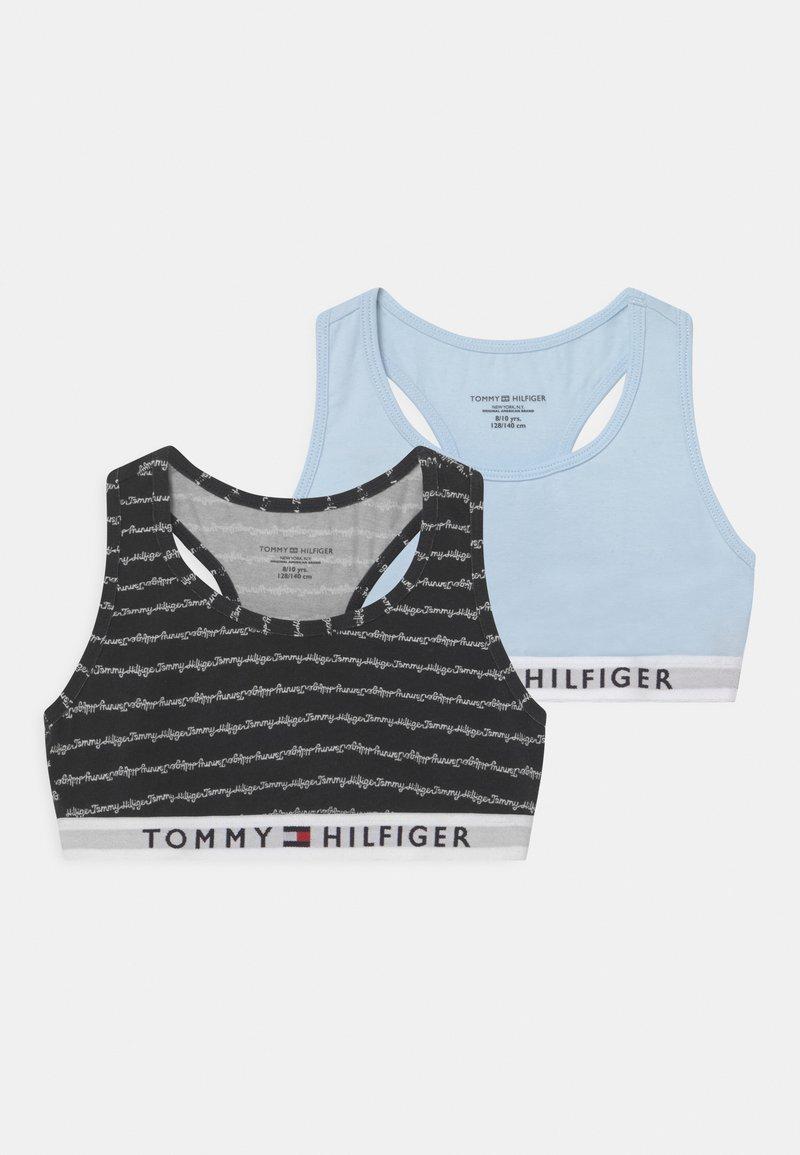 Tommy Hilfiger - 2 PACK - Bustier - luminous blue