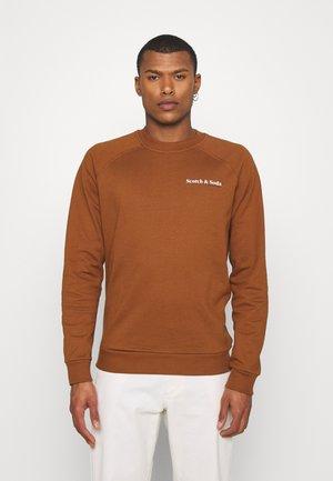 FELPA - Sweater - tobacco