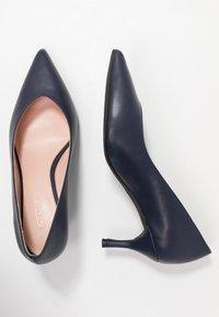 Esprit - DANIELA - Classic heels - navy - 3