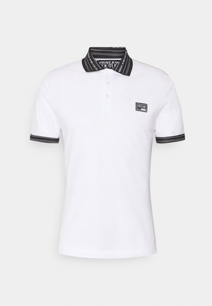 PLAIN - Polo - white