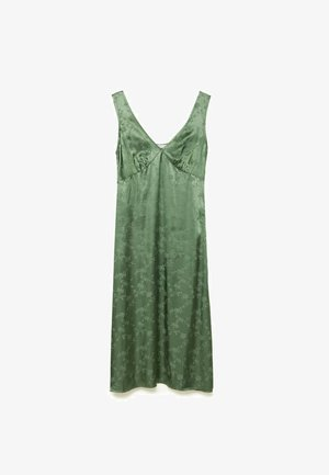 JACQUARD 06296990 - Denní šaty - khaki