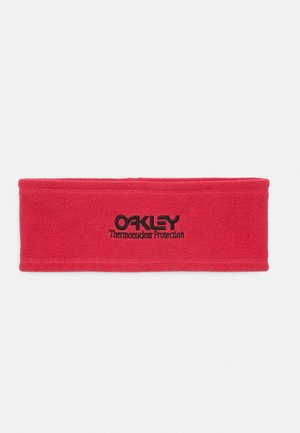 HEADBAND - Ear warmers - rubine red
