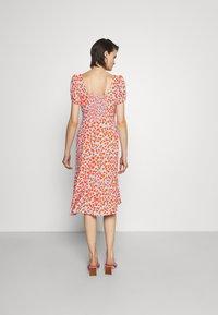 Diane von Furstenberg - ELENA DRESS - Vapaa-ajan mekko - medium sky blue - 2