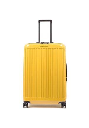 SEEKER - Wheeled suitcase - yellow