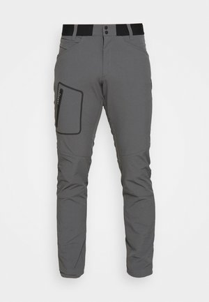LIGHT SCALE PANT - Kalhoty - deep earth