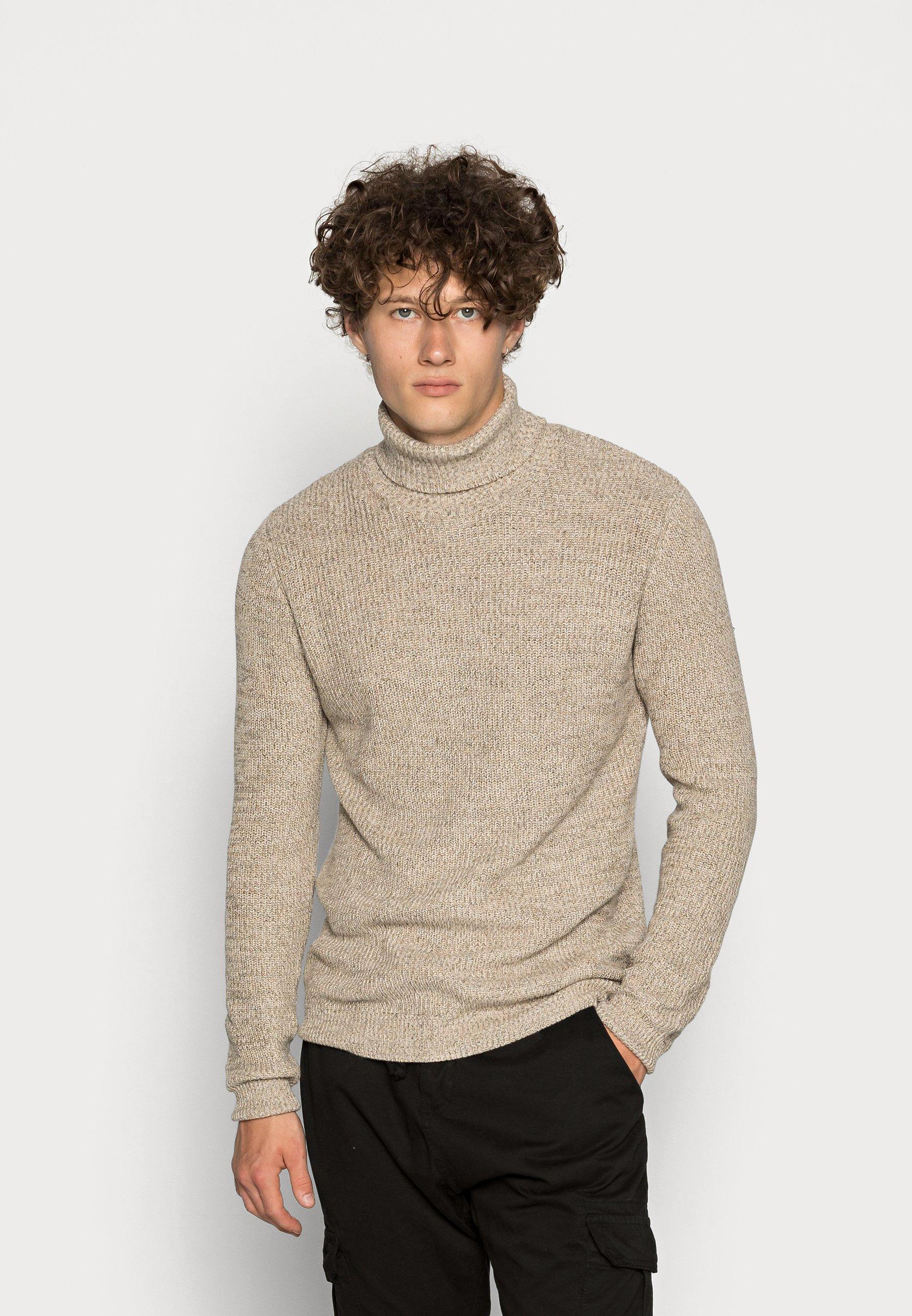 Homme OLIVER ROLL NECK - Pullover