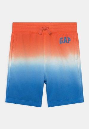 TODDLER BOY DIP DYE LOGO - Shorts - neon orange