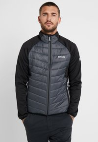Regatta - BESTLA HYBRID - Outdoor jacket - black/magnet - 0