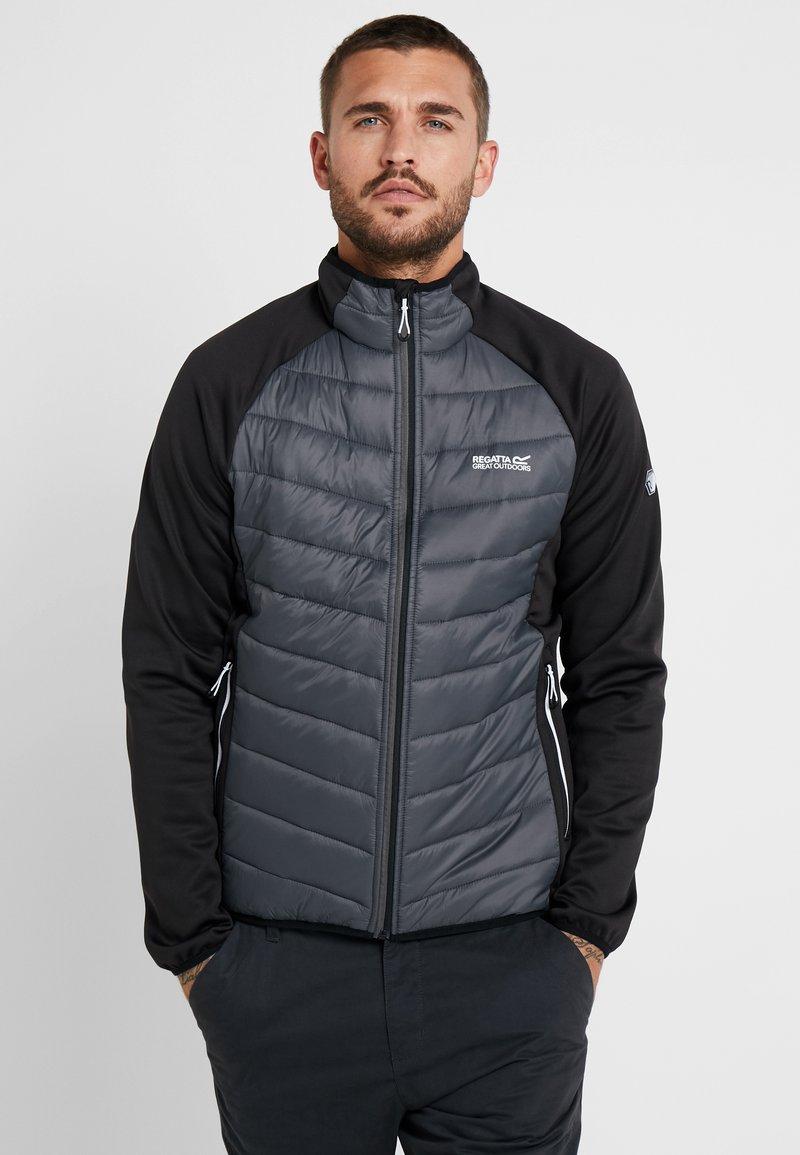 Regatta - BESTLA HYBRID - Outdoor jacket - black/magnet