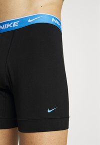 Nike Underwear - DAY STRETCH BOXER BRIEF 3 PACK - Bokserit - black - 4