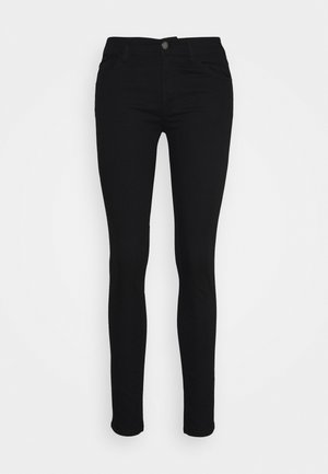 POCKETS PANT - Slim fit jeans - denim nero