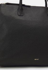 Abro - GUNDA BIG - Shopping bag - black - 3