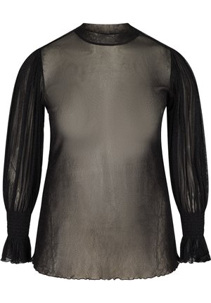 LUREX - Blouse - black