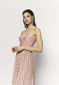 Elisabetta Franchi - Cocktail dress / Party dress - pink/oro - 3