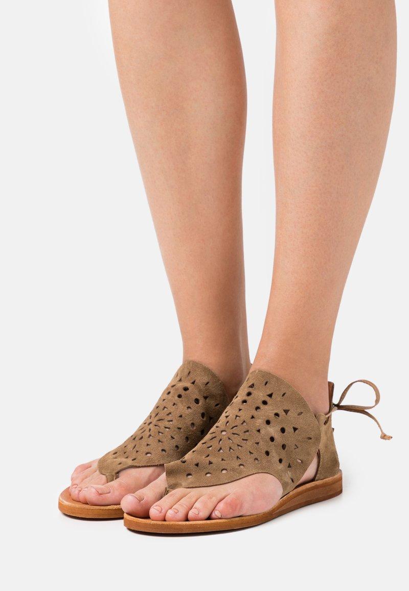 Felmini - CAROLINA  - T-bar sandals - marvin stone