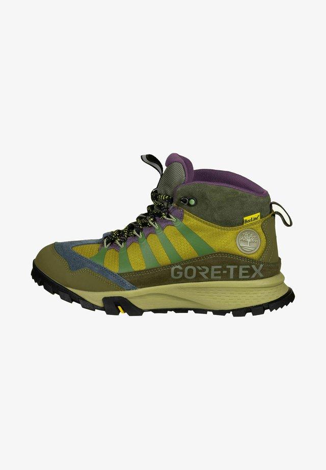 Sneakers alte - dark slate