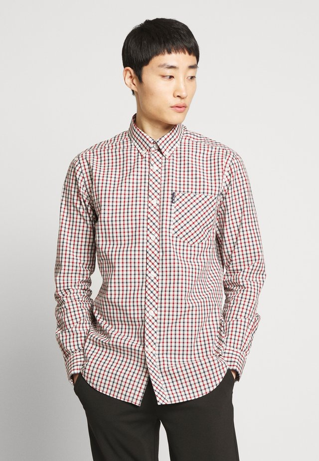 SIGNATURE HOUSE CHECK - Camicia - red
