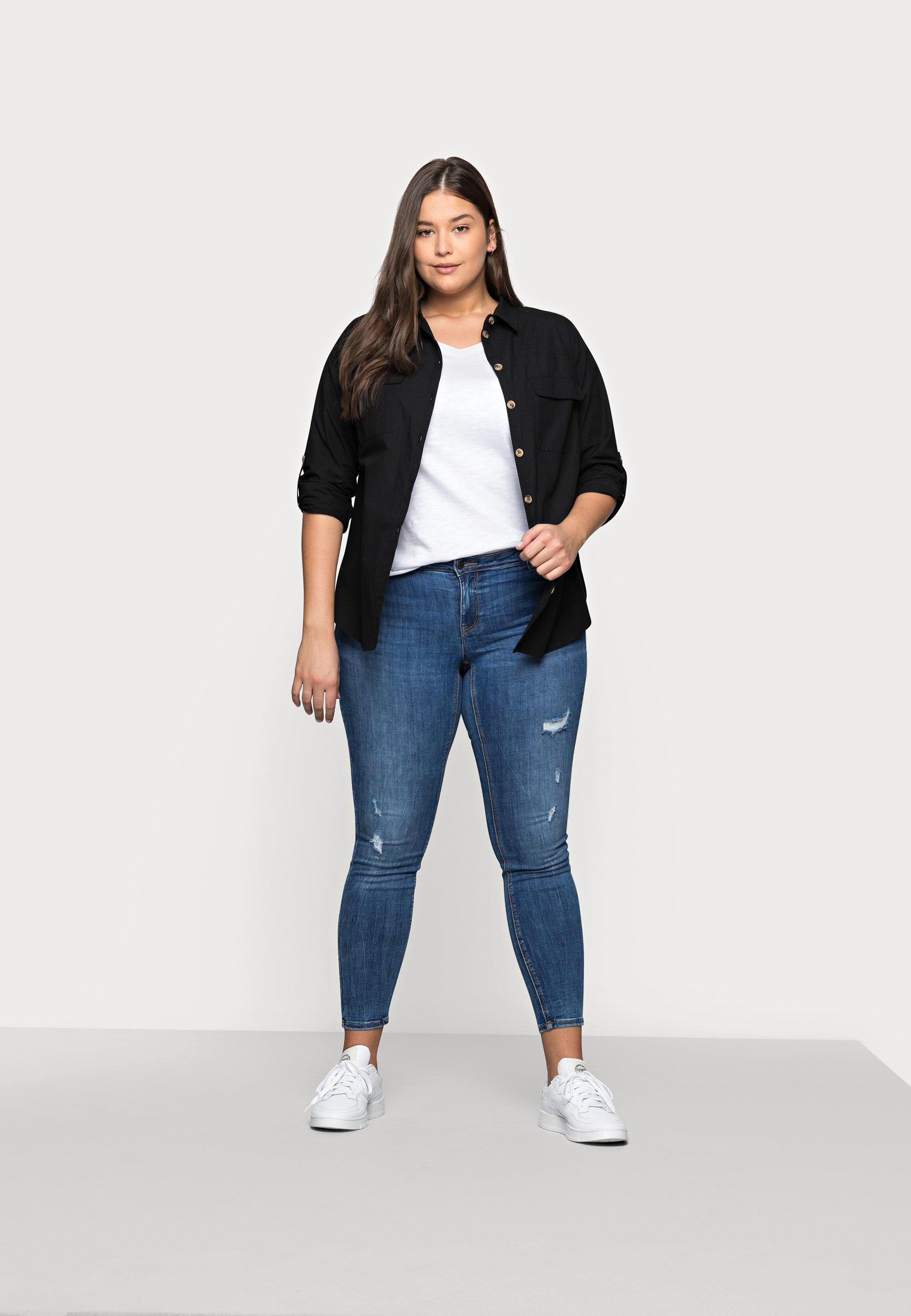Donna 2 PACK - T-shirt basic