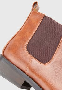 Next - TAN CHELSEA BOOTS (OLDER) - Korte laarzen - brown - 3