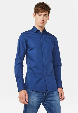 Formal shirt - indigo