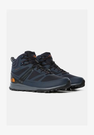 M LITEWAVE MID FUTURELIGHT - High-top trainers - urban navy/tnf black