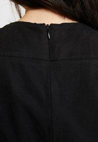 Great Plains London - ANTOINE - Jumpsuit - washed black - 4