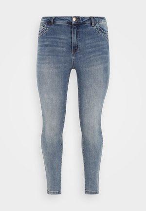 VMSOPHIA TAP CURVE - Jeans Skinny Fit - medium blue