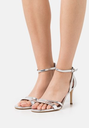 KIMBERLY - Sandals - silver