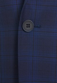 Isaac Dewhirst - CHECK SUIT - Oblek - blue - 5