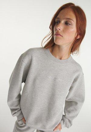 LOGO BRILLANT - Sweatshirt - grey