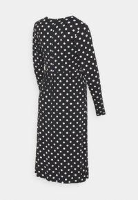 Lindex - DRESS MOM KAJSA - Žerzejové šaty - black - 1