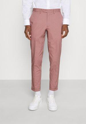 JPRLIGHT SID TROUSER - Tygbyxor - soft pink