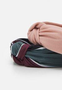 ONLY - ONLDORA HAIRBAND 2 PACK - Příslušenství kvlasovému stylingu - pink marshmallow - 2