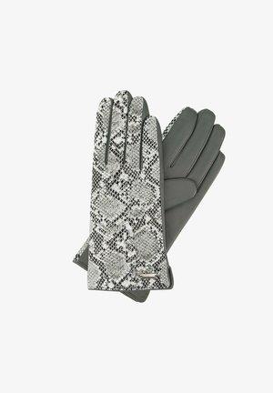 Gloves - grau