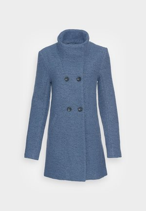 ONLNEWSOPHIA COAT - Halflange jas - china blue